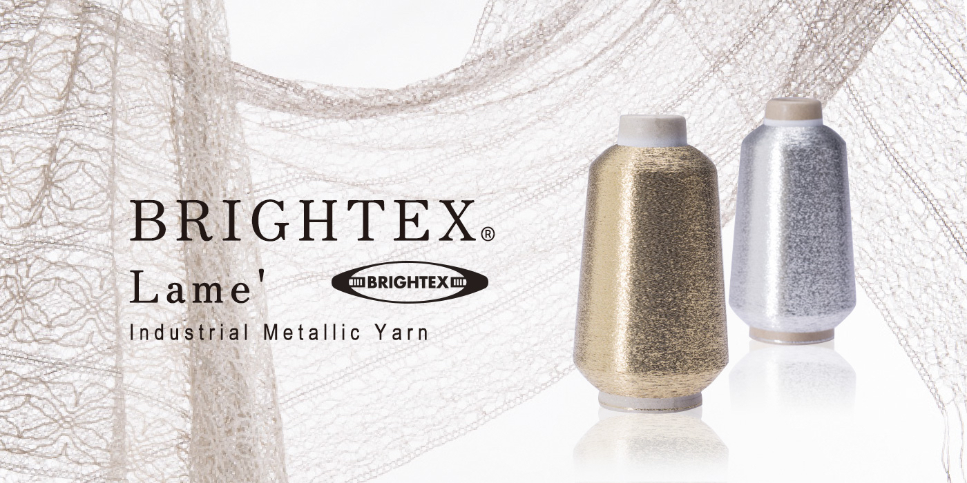 BRIGHTEX Lame -industrial Metallic Yarn-